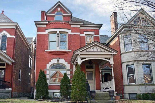 This house in Newport's East Row Historic District has been listed for $465K