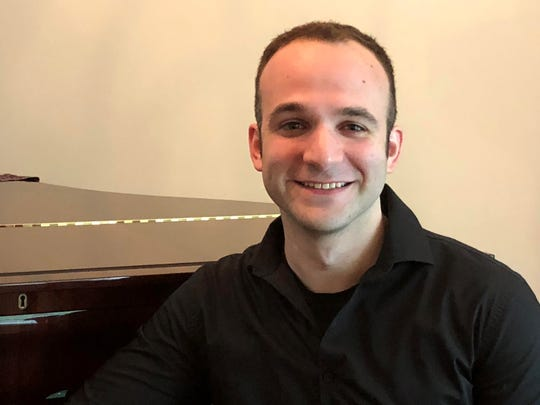 Pianist Benjamin Michael will perform at 7:30 p.m. on Thursday, Feb. 7, at Wharton Institute for the Performing Arts, 60 Locust Ave. in Berkeley Heights.