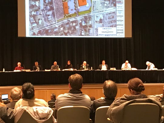 Two East Brunswick Township Planning Board hearingsfora proposed mixed-use development on Summerhill and Old Stage roads have been scheduled for March.