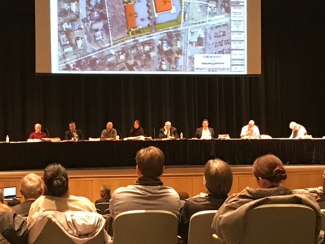 Two East Brunswick Township Planning Board hearings for a proposed mixed-use development on Summerhill and Old Stage roads have been scheduled for March.