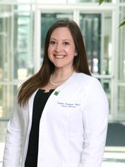 Dr. Cynthia Vuittonet, M.D., is part of the Center for Wound Healing at Hackensack Meridian Health Raritan Bay Medical Center Perth Amboy's panel of physician specialists.