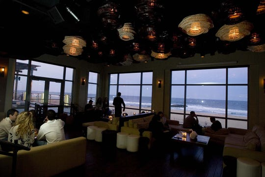 The Watermark in Asbury Park features breathtaking oceanfront views.