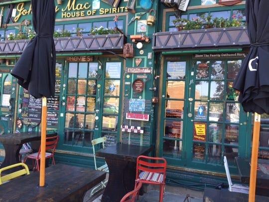 Johnny Mac House of Spirits