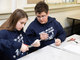 Randolph Middle School students work together at one of the many Science Olympiad events. Nearly 700 middle and high school students on 44 student teams from throughout New Jersey competed in 25 hands-on events at the 13th Annual Science Olympiad at NJIT.