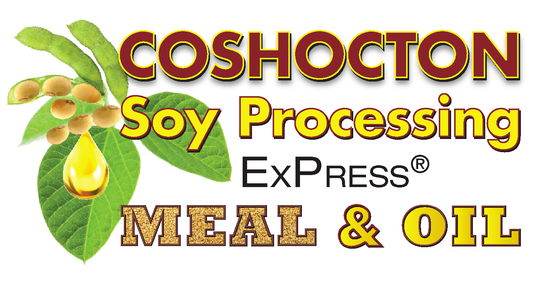 Coshocton Soy Processing ExPress Meal & Oil logo