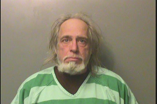 Timothy Jones, 59, shown in his Polk County mugshot.