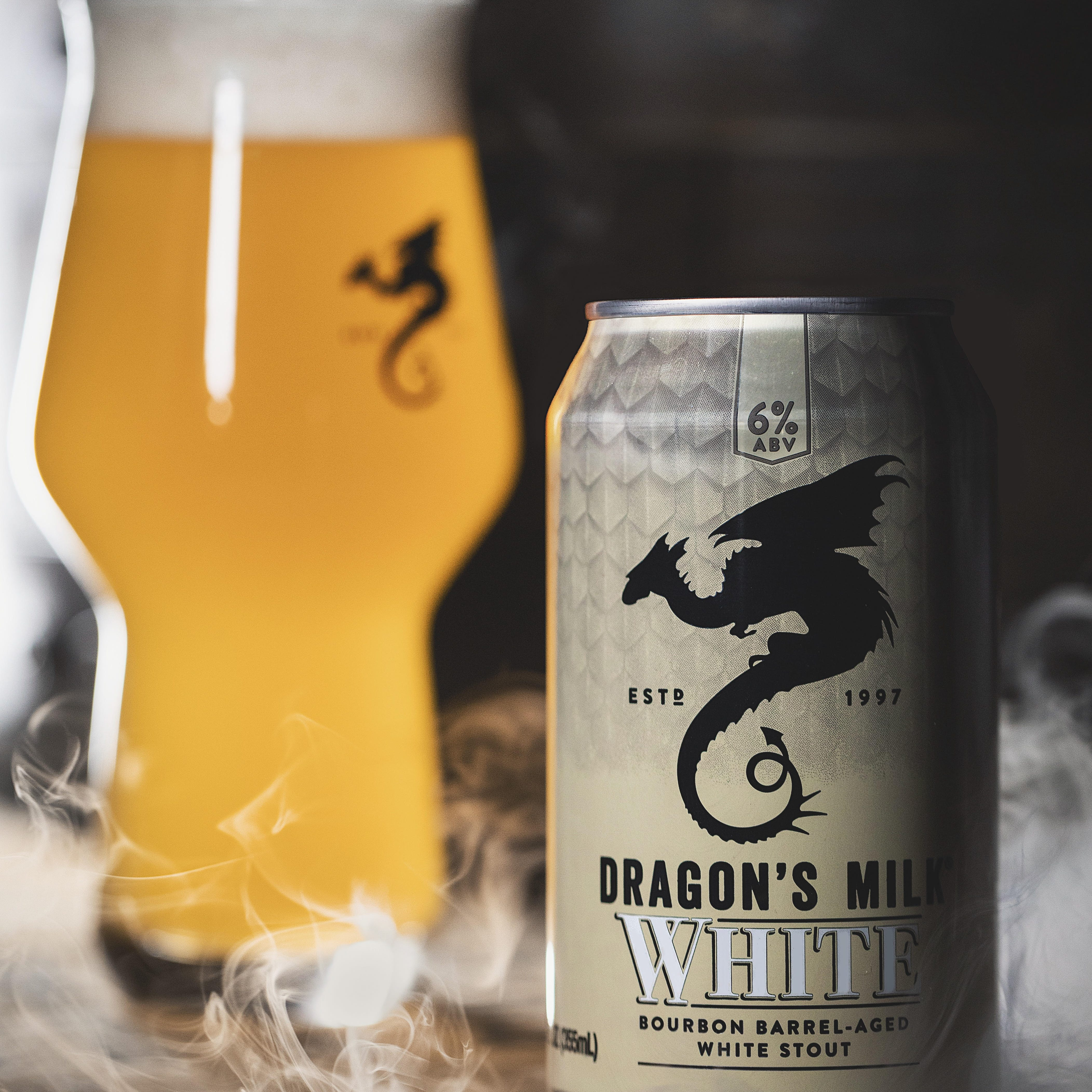 New Holland unveils Dragon's Milk White stout, at 6% ABV