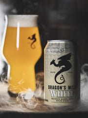 Dragon's Milk White, from New Holland Brewing Co.