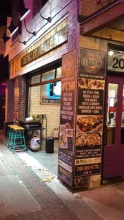 Detroit Eatery serves up New York City street food in downtown Royal Oak and stays open until 3 a.m. to feed the post-bar crowd.