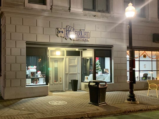 Mr. EyeglassMan Optical in Ferndale has moved to a new location, giving it display space to show off its wares.