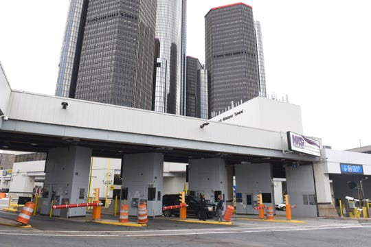 The tunnel, between Detroit and Windsor, will be closed until 5:30 a.m. Thursday, according to a tweet from MDOT.