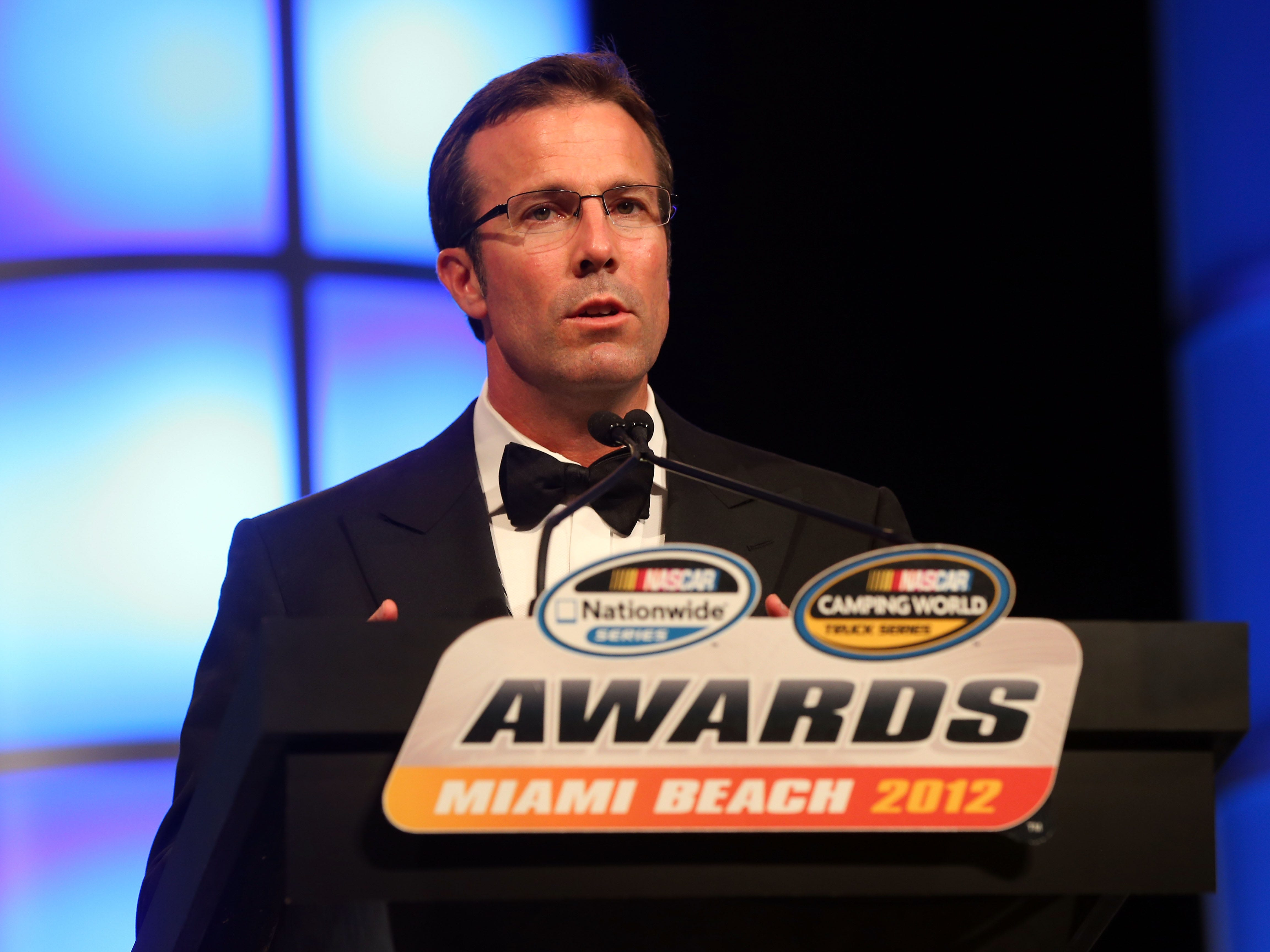 J.D. Gibbs, race-car driver and co-owner of Joe Gibbs Racing, of degenerative neurological disease. Jan. 11. He was 49.