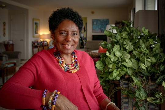 Poet, activist and educator Gloria House is the 2019 Kresge Eminent Artist.