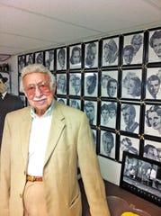 Danny Raskins turns 100.