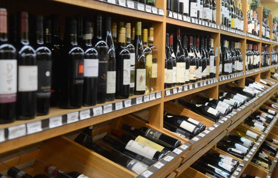 Ralph's Joy of Living features a large selection of wines for customers and staff can make recommendations suited to their tastes. The business has worked with Terra State Community College to bring the college's 50th anniversary wine to customers at Ralph's Fremont and Tiffin locations. Terra State President Ron Schumacher said he expects the anniversary wine to be available for sale by the end of February.