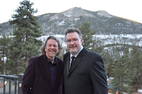 """Brian Gary, left, and Todd Harding , right, were Northern Colorado's """"Good Morning Guys"""" for 30 years. Their 99.1 FM radio show ends Friday."""
