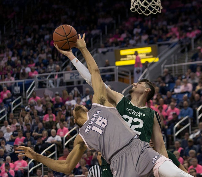 The CSU men's basketball team hosts Fresno State at 2 p.m. Saturday.