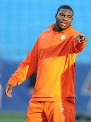 Dwayne Allen declared for the NFL Draft following his junior season at Clemson.