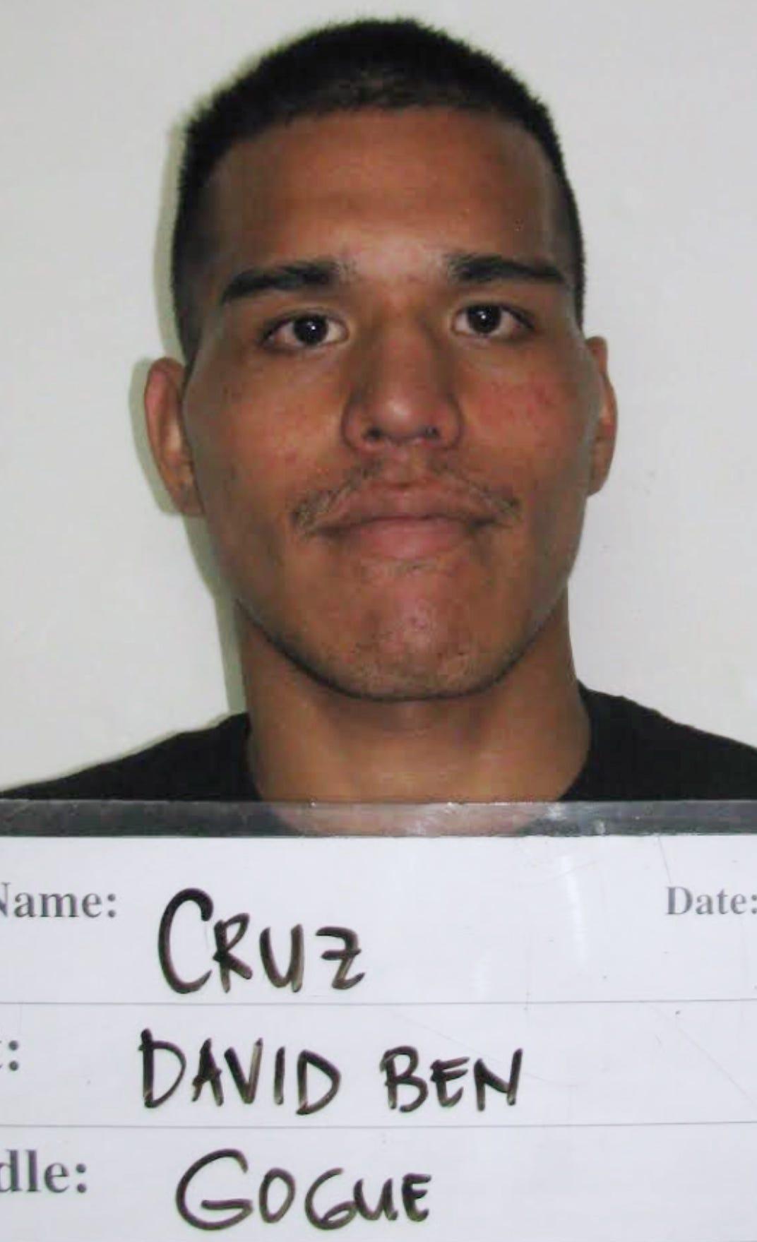 David Ben Gogue Cruz