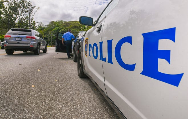 The Guam Police Department has launched a death investigation after a lifeless male was found on Marine Corps Drive by Wise Owl Veterinarian Clinic in Tamuning.