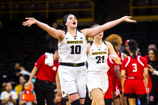 Halfway through her senior season, Megan Gustafson has already shattered the record books. Her 2,306 career points are more than 200 better than the previous all-time Iowa record, and it's not unreasonable to suggest she could knock on the door of 2,700 before the season is done.
