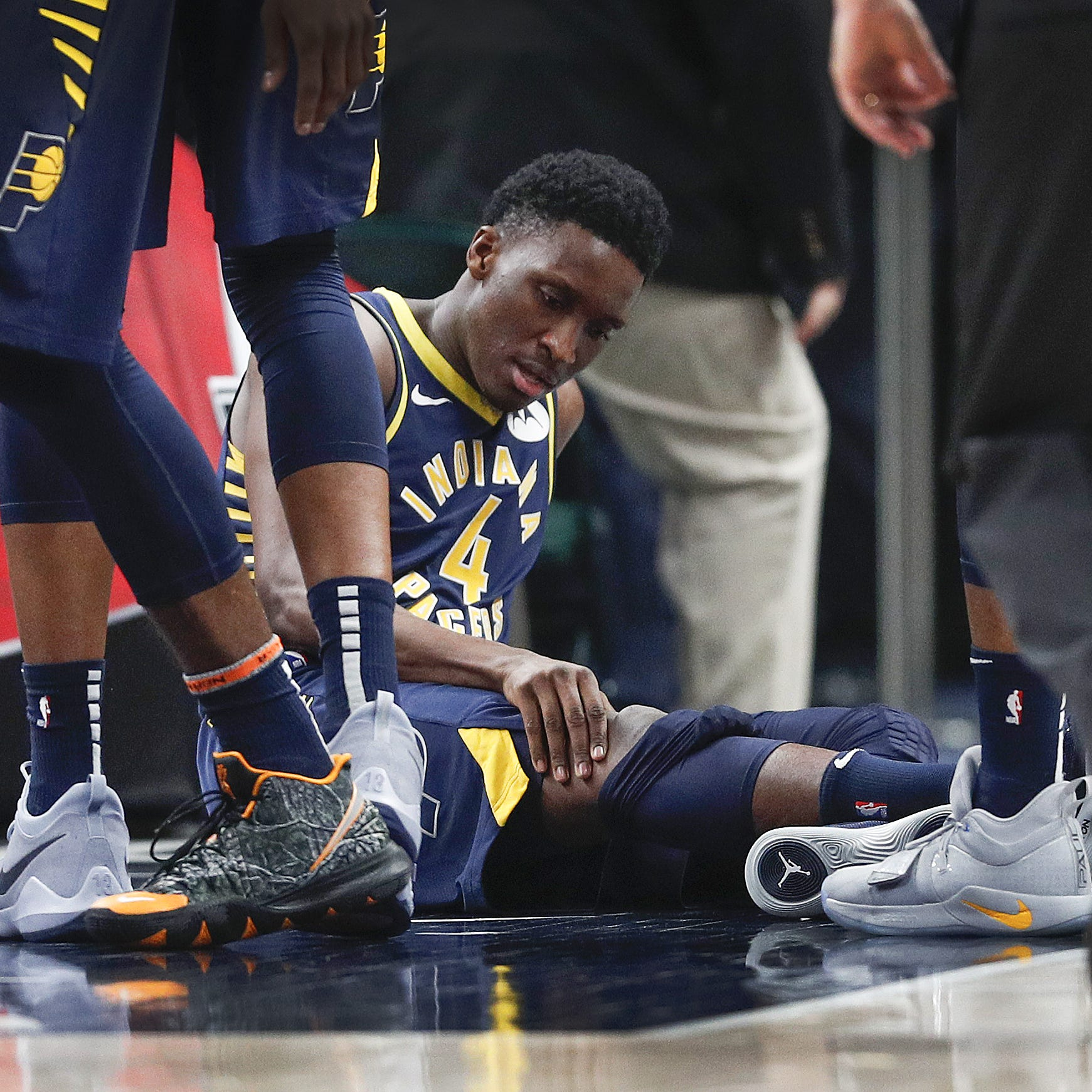 Pacers begin to prepare for life without Victor Oladipo