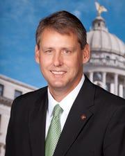 State Sen. Chris Caughman, R-Mendenhall