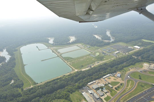 When it rains heavily, the Savanna Wastewater Treatment Plant is ill-equipped to handle the volume of water being processed at the plant, causing the overflow of minimally-treated sewage into the Pearl River.