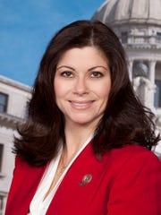 State Rep. Carolyn Crawford, R-Pass Christian