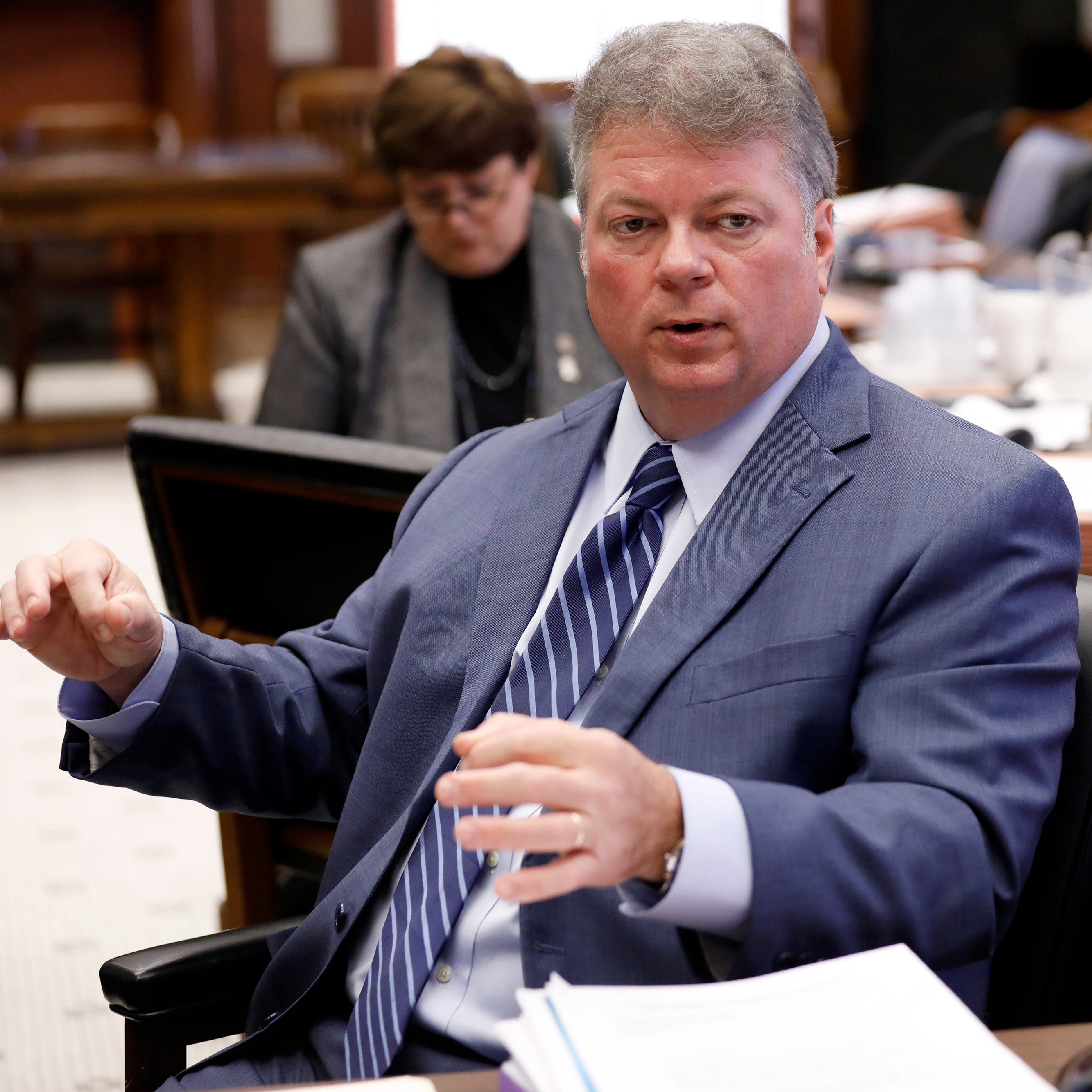 Jim Hood responds to report about AG satellite office, sets tone for governor run at rally