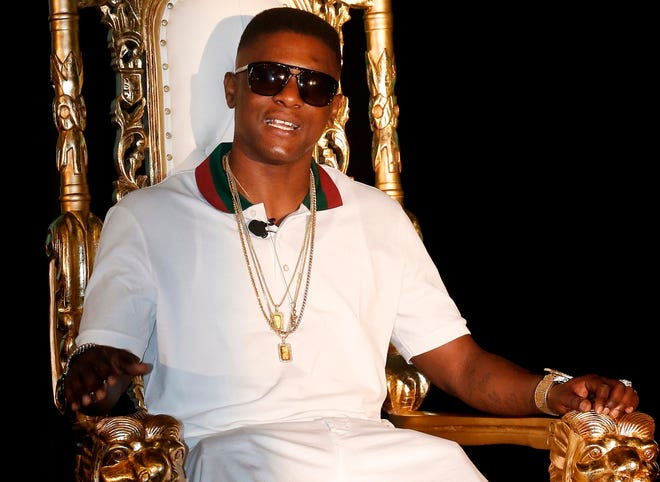 Rapper Boosie will perform at the El Paso County Coliseum in August.
