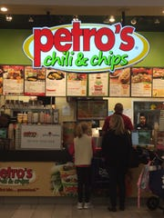 Petro's in Knoxville's West Town Mall