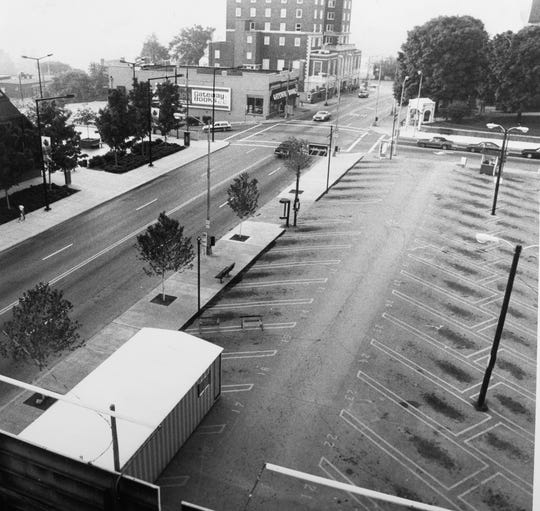 Gateway Books, pictured July 21, 1982. (News Sentinel Archive)