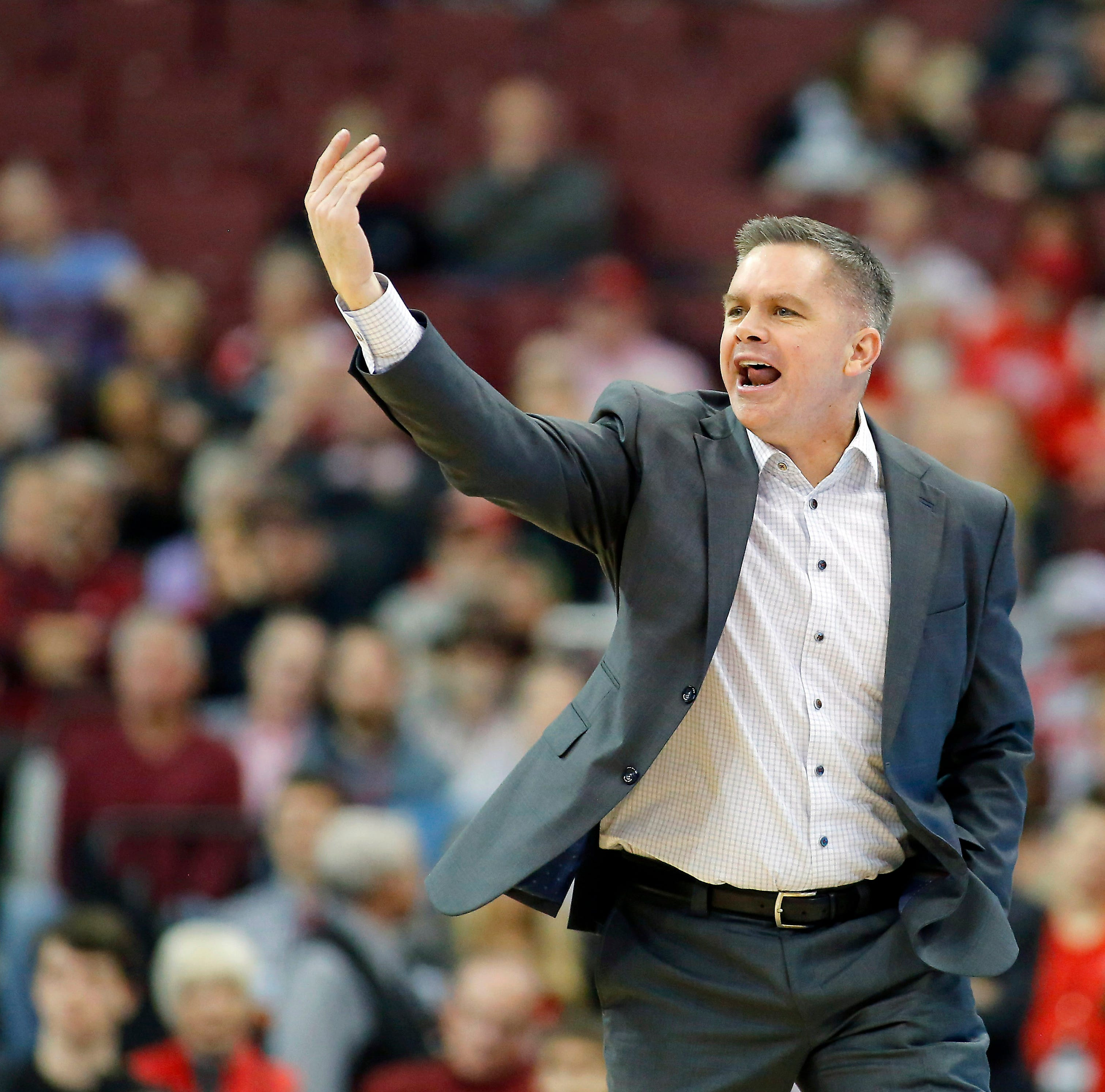 McCurdy: Ohio State's Chris Holtmann proves basketball Buckeyes relevant again