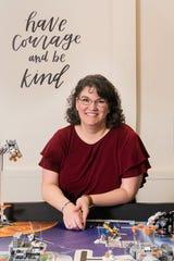 Rachel Ducharme is a teacher at Our Lady of Fatima.