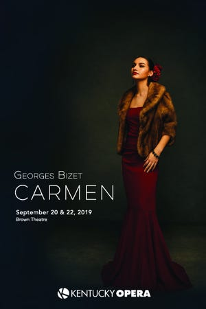 "Kentucky Opera will stage ""Carmen"" during its 2019-20 season."