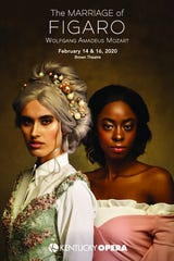 """Kentucky Opera will stage """"The Marriage of Figaro"""" during its Brown-Forman 2019-20 season."""