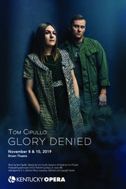 "Kentucky Opera will stage ""Glory Denied"" during its Brown-Forman 2019-20 season."