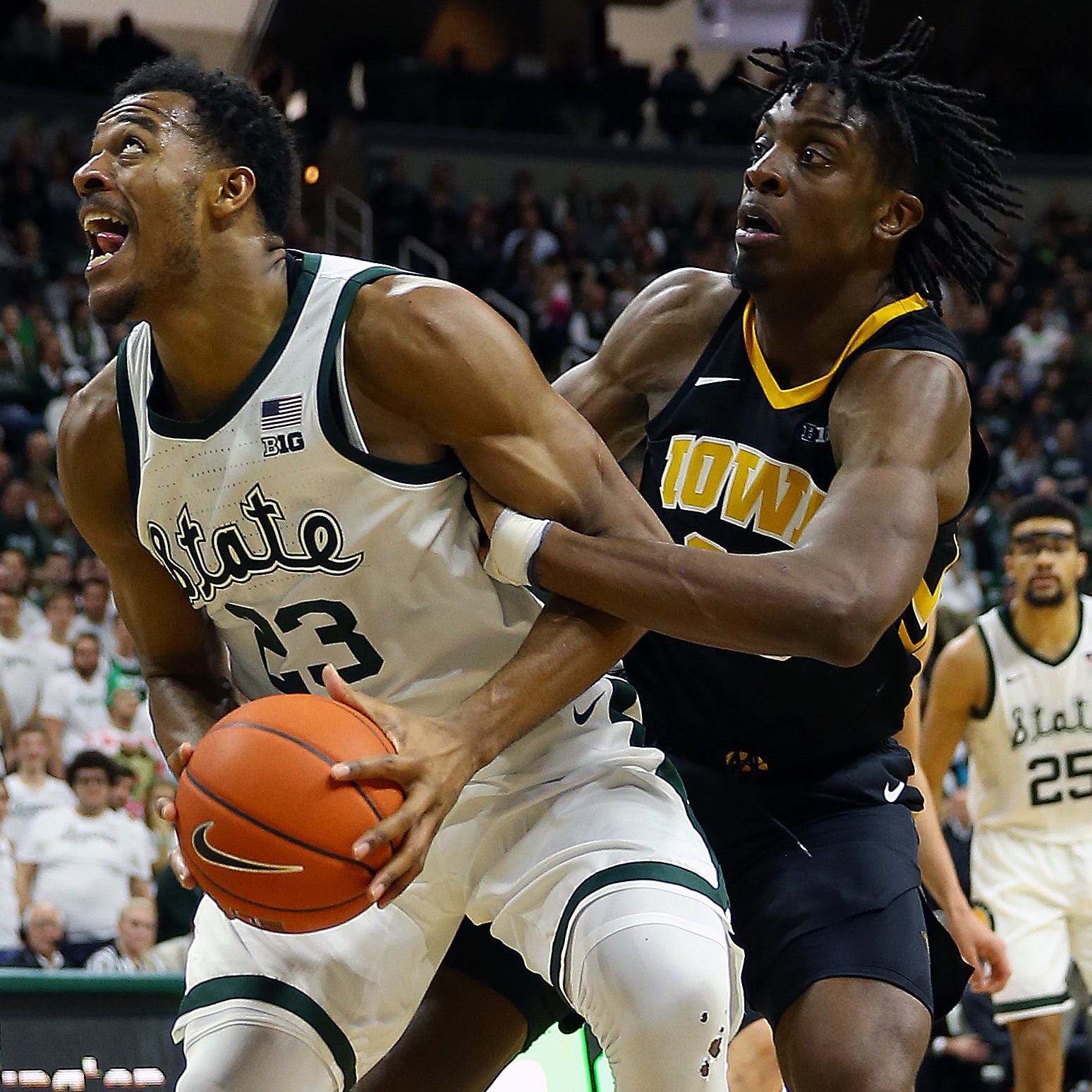 Michigan State basketball at Iowa tipoff: Preview, prediction, betting line, how to watch