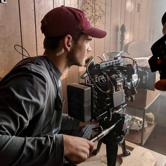 Sam Davis, a filmmaker who grew up in Potterville, will hold a local casting call Feb. 16 for an independent film he plans to direct.