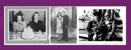 A photo collage of archival photos sourced from the archives of the Wisconsin Maritime Museum.