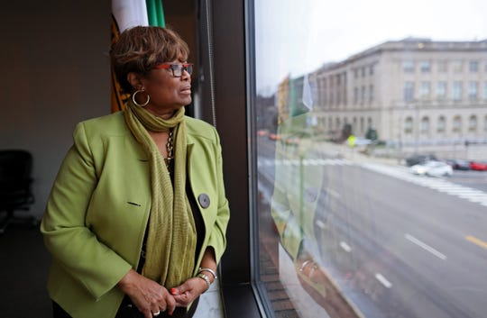 """The traditional view of the chamber of commerce is it is something that works with government and business,"" Greater Memphis Chamber interim leader Beverly Robertson said. ""But the church can have a role to play in creating an attractive environment for jobs and training."""