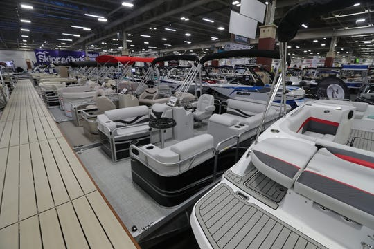 The 2020 Milwaukee Boat Show starts its 10-day voyage at Wisconsin State Fair Park Friday.