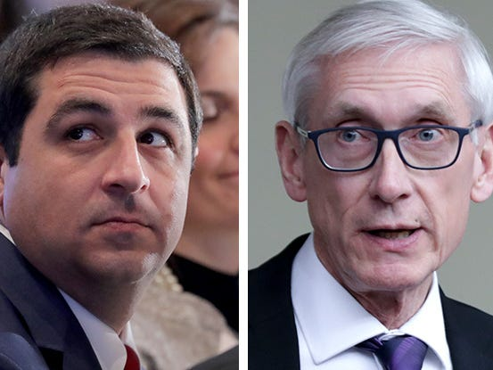 Tony Evers says he 'always believed' Josh Kaul would seek permission to withdraw from Obamacare lawsuit