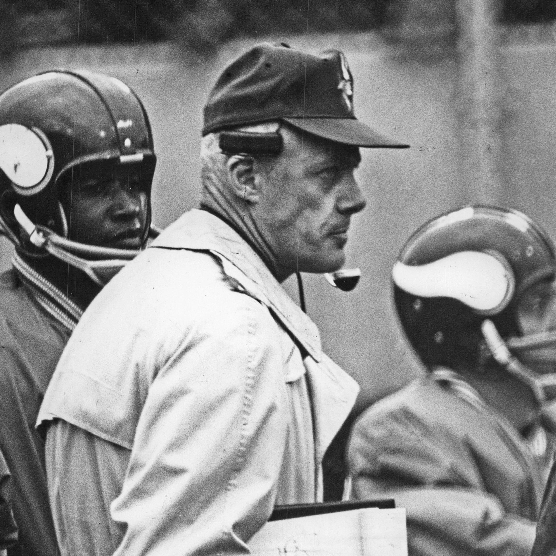 Top 10 best high school athletes in Wisconsin history profile: Bud Grant
