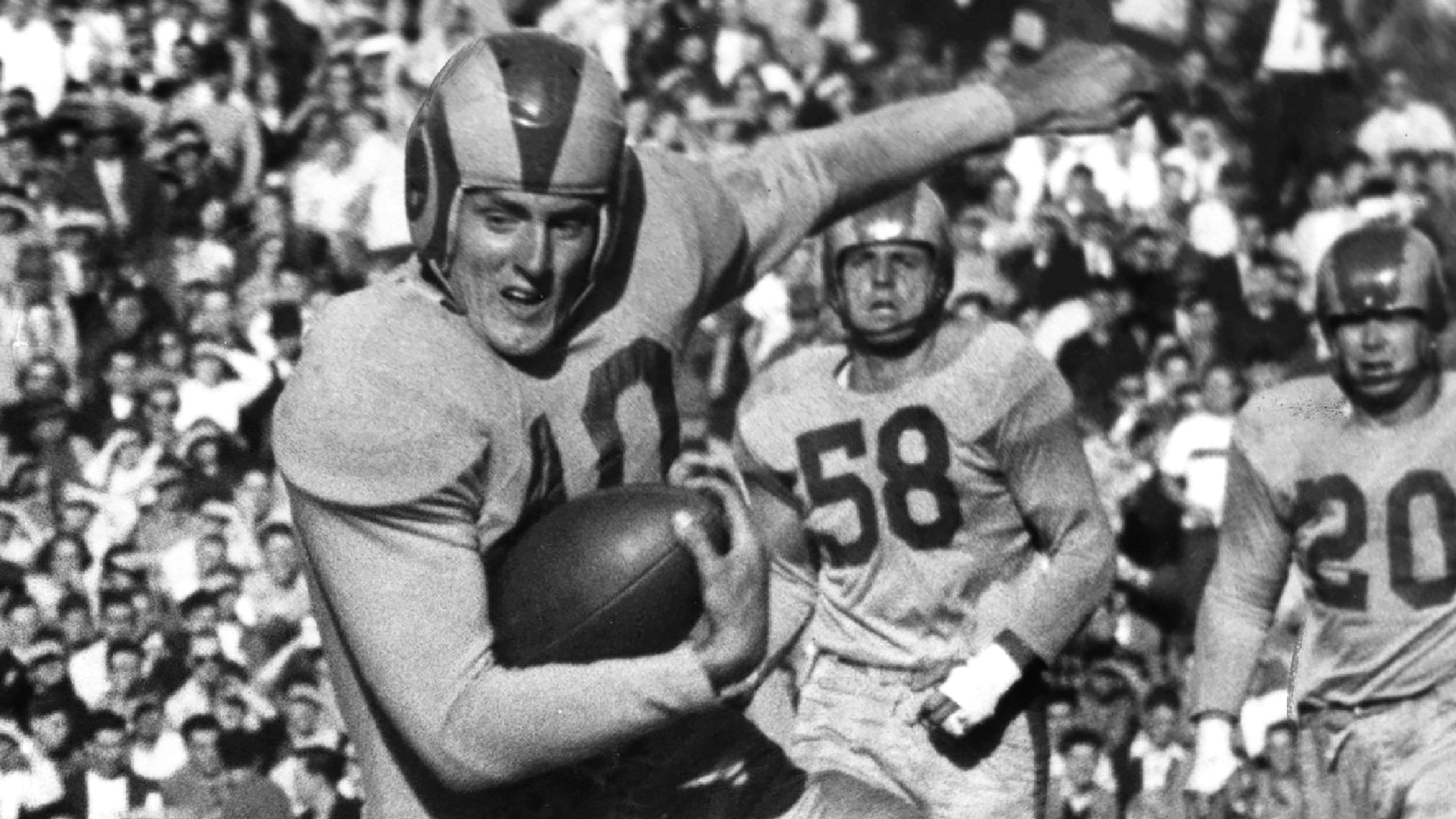 Top 10 best high school athletes in Wisconsin history profile: Elroy Hirsch