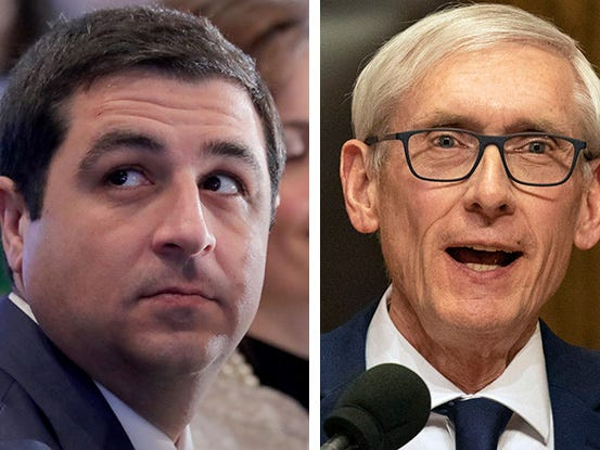 Judge lets Wisconsin out of two Obamacare lawsuits, handing Gov. Tony Evers a victory