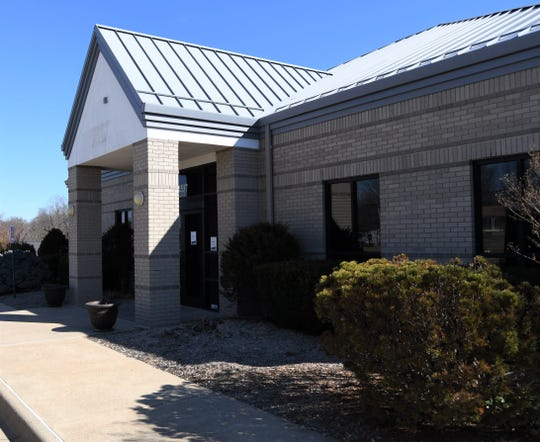 The former Bear State Bank location at 1337 Highway 62 W will soon house the offices of the Mountain Area Chamber of Commerce.