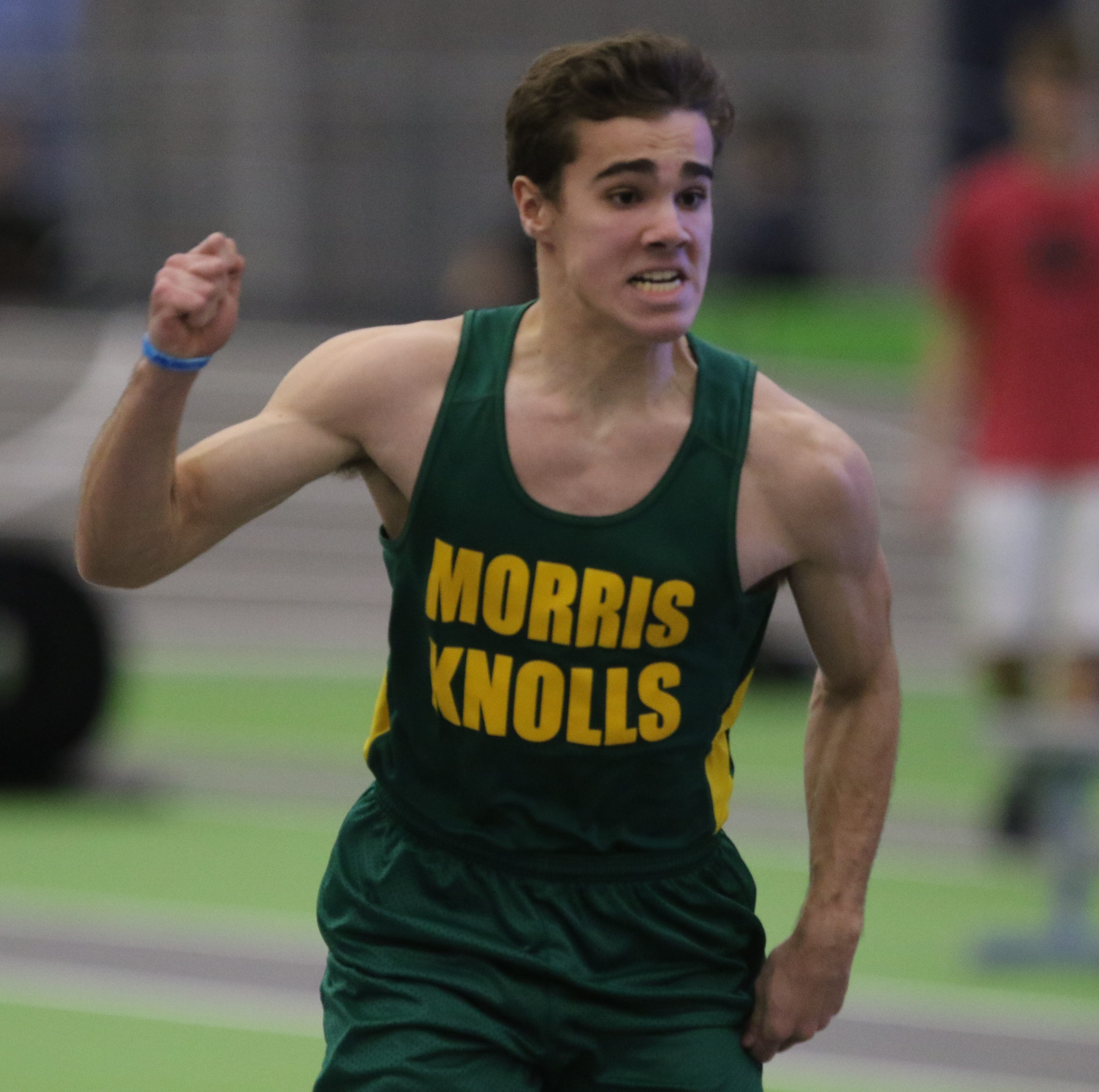 Morris County Track Coaches Association winter honors