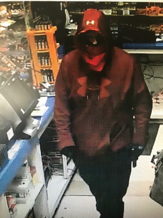 Muncie police are seeking the public's assistance in identifying two bandits who held up a northside convenience store this week.